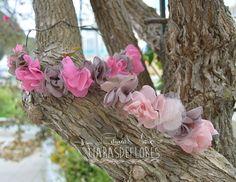 Primavera! Blumenkranz Majorca Corona de flores primavera