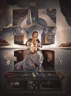 Salvador Dali Born in Spain 1904-1989. Famous Paintings, sculptures, writer…