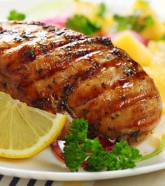 Healthy Marinades