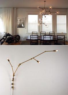 lighting designer lindsey adelman shares diy tutorials