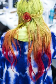 Multicolor braids. The fact that this exists=perfection