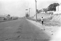Avenida Brasil (Rio de Janeiro) - SkyscraperCity A Avenida Brasil foi inaugurada em 1946. Atualmente, tem 58 quilômetro e corta 31 bairros. Ela é a maior avenida em extensão do Brasil. Acompanhe a história e a degradação da rodovia ao longo dos anos.