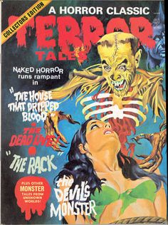 Cover for Terror Tales (1969 series) #v8#3