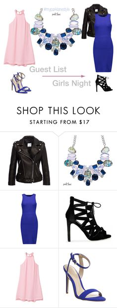 """My Park Lane Style"" by parklanejewelry on Polyvore featuring Anine Bing, Line, MANGO, Office, parklanejewelry and myparklanestyle"