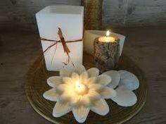 Resultado de imagem para velas decorativas