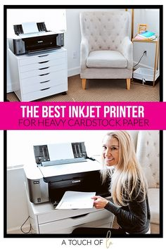Having trouble finding a cardstock printer for heavy cardstock paper? Let's discuss the best printer for 110 lb cardstock & best printers for cardstock. Best Printers, Home Printers, Best Inkjet Printer, Great Photos, Cool Pictures, Portable Printer, Photo Printer, Printer Paper