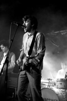 Justin Young, The Vaccines