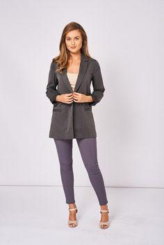 Grey Oversized Blazer http://ladiesfashionnow.com/products/vikbok-a3
