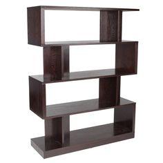 Sunpan 'Ikon' Morrissey 4-tier Bookshelf