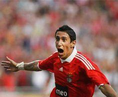 Di Maria, SL Benfica