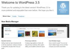 20 Reasons to Upgrade to WordPress 3.5 - WPHub