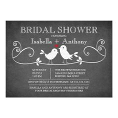 >>>The best place          	Vintage Chalkboard Love Birds Bridal Shower Custom Invites           	Vintage Chalkboard Love Birds Bridal Shower Custom Invites in each seller & make purchase online for cheap. Choose the best price and best promotion as you thing Secure Checkout you can trust Buy be...Cleck Hot Deals >>> http://www.zazzle.com/vintage_chalkboard_love_birds_bridal_shower_invitation-161227279319284740?rf=238627982471231924&zbar=1&tc=terrest