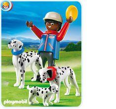 City Life: Dalmatians w/ Puppy