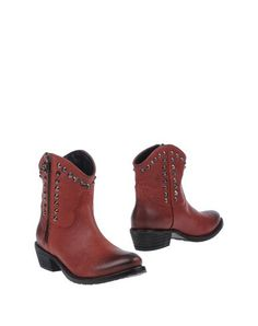 Lola cruz Women - Footwear - Ankle boots Lola cruz on YOOX. For an additional 3% off your order sign up at   http://www.ebates.com/rf.do?referrerid=IR0blIl3xxj30K45w%2BDBVg%3D%3D