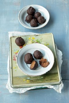 A Healthy Recipe for Chocolate Caramels!