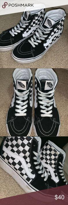 15 fantastiche immagini su Checkered High Heels | Scarpe