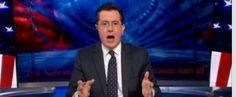Stephen Colbert, Iowa, Open Thread