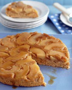 Roosjes Recepten: Appel upside-down cake