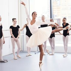 """I definitely have this strong connection to performing and being onstage with the scents that I wear."" We are so thrilled to announce Misty Copeland as our new spokesmodel for #ModernMuse!"