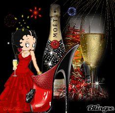 BETTY BOOP HAPPY NEW YEAR GIF