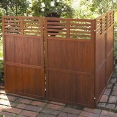 1000 images about privacy screen on pinterest outdoor for Outdoor wood screen panels