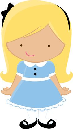 Alice in Wonderland for Babies Clipart. Alice In Wonderland Birthday, Wonderland Party, Disney Images, Kids Scrapbook, Cute Clipart, Princesas Disney, Baby Disney, Paper Piecing, Cute Cartoon