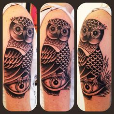 Amanda Toy. Next tattoo will be an owl!!!