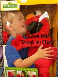 Strangle Me Elmo