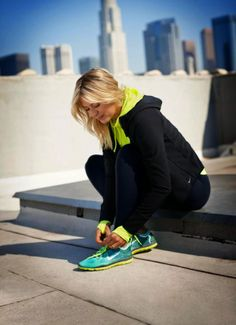 Maria Sharapova for Nike New Year Crush campaign