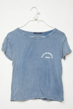 Brandy ♥ Melville | Mason CA 1984 Top - Clothing