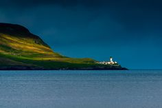 Bressay Lighthouse by Andreas Baum