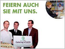 """Grüner Kreis"", sozialökonomisches Catering-Projekt, Wien"