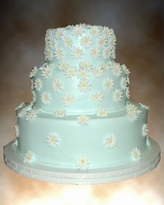 Cake 525 From Mcarthur S Bakery In St Louis 3 Tier Tiered