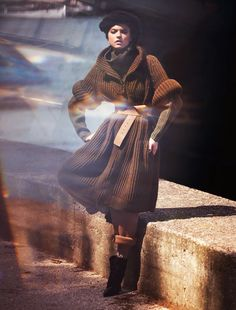 Vogue Spain January 2015