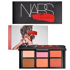 #Nars Guy Bourdin collection at #Sephora