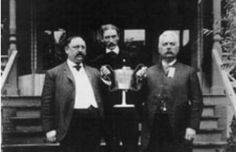 The New England Fat Men's Club - http://www.newenglandhistoricalsociety.com/new-england-fat-mens-club/