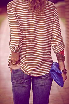 striped & easy