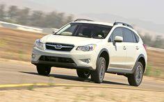 2013 Subaru XV Crosstrek Review Photo