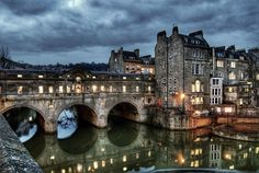 England, Bath