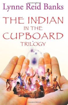 The Indian Trilogy:  The Indian in the Cupboard / Return of the Indian / The Secret of the Indian by Lynne Reid Banks, http://www.amazon.com/dp/0006749526/ref=cm_sw_r_pi_dp_Nz.nrb0PYSSK0