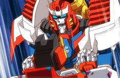 I would be Pharma and Optimus, Knockout, Starscream, Megatron, or Ratchet would be Ambulon.