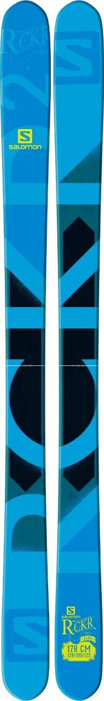 ROCKER² 100 Maneuverability/Responsive/Strength Twin Rocker shape, full wood core and full sandwich construction, the Rocker2 100 is equally at home in the park & pipe as it is off piste in powder. One-stop-shopping for freeriders looking for an energetic ski that does it all.   We carry size 170.
