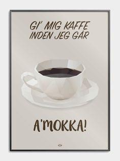 Cola plakaten - sjov plakat med far joke til alle Cola elskerne! Bad Puns, Funny Puns, Scandinavian Restaurant, Great Quotes, Inspirational Quotes, Funny Bunnies, Vintage Posters, Have Fun, Sayings