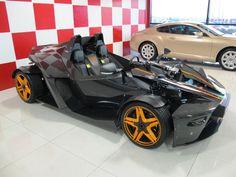 2008 KTM X-Bow £45,000