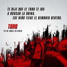"""Toro con Mario Casas y Luis Tosar: """"Ese niño tiene el demonio dentro"""""""