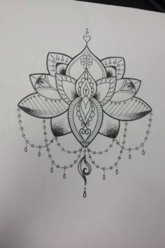 My lotus flower! Few more edits then finished :)