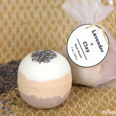 Lavender is a classic scent that conjures images of serene fields of purple-hued flowers. Created with Lavender 40/42 essential oil, drop one of these mondo bombs into your tub to create a relaxing and luxurious bath experience. Pink Brazilian clay and purple Brazilian clay give these bath bombs a subtle ombré effect, while giving the fizzy a firmer …