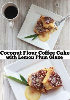 Coconut Flour Coffee