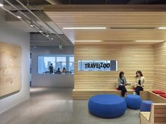 A Tour of Travelzoo's New Canadian Headquarters - Officelovin