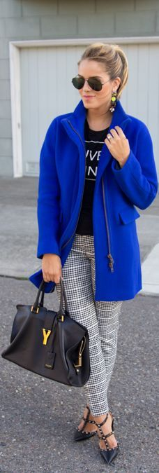 Cobalt Blue by Gal Meets Glam So Scottish Style